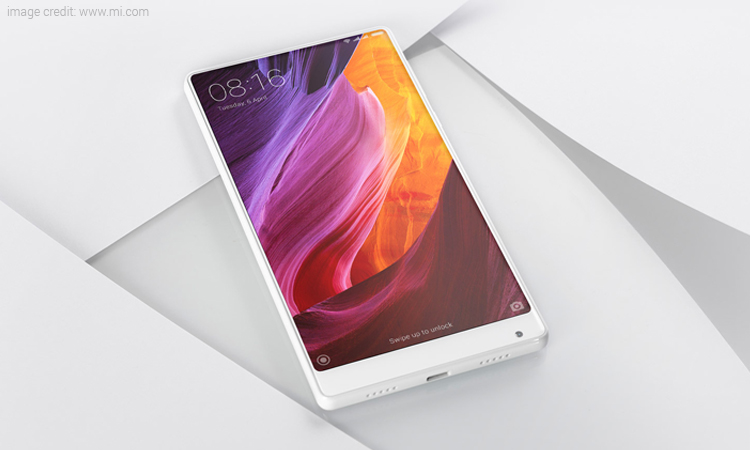 Xiaomi Mi Mix 2 Concept Video Hints Razor-Thin Bezels