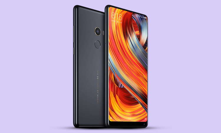 Xiaomi Mi Mix 2, the Bezel-less Display Smartphone is Now Official