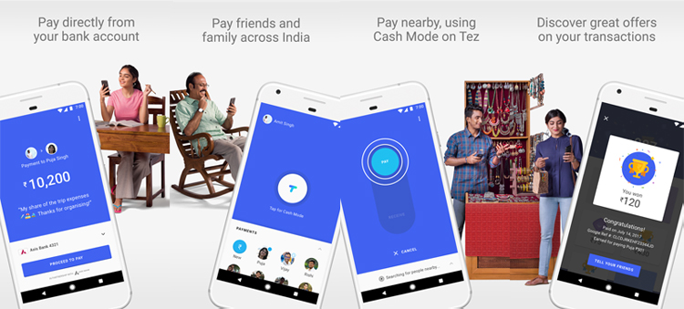Google Tez Digital Payment App Launched in India: Here's how to use it