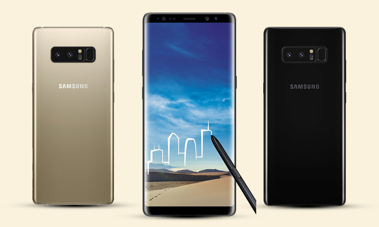 Samsung Galaxy Note 8 India shipping to start on September 21