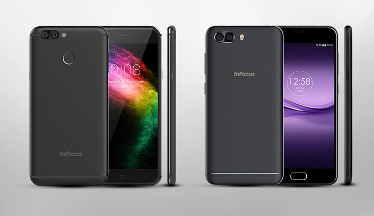 InFocus Snap 4, InFocus Turbo 5 Plus Launched in India