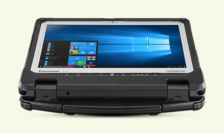 Panasonic Toughbook CF-33 Detachable Rugged Laptop Launched in India