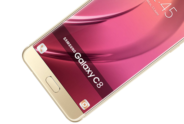 Samsung Galaxy C8 Promotional Materials Leaked Online