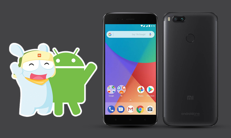 Xiaomi Mi A1: The New Android One Smartphone Launched in India