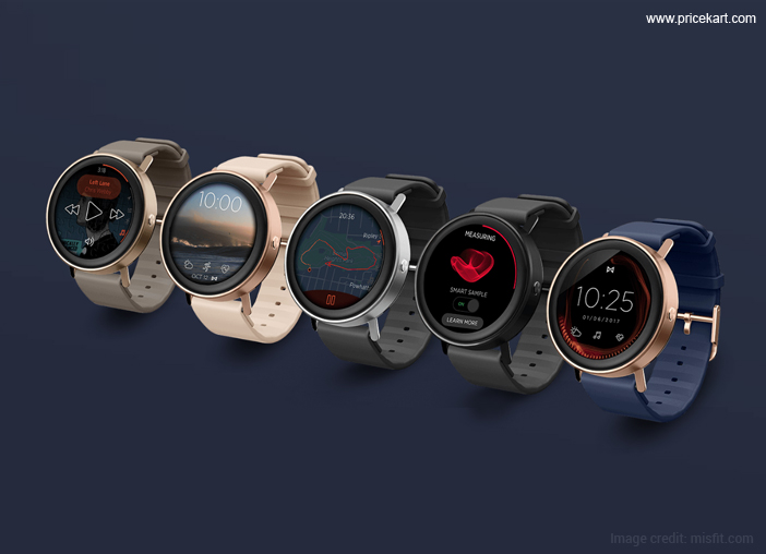 Misfit Vapor Smartwatch Listed Online Ahead Of Launch