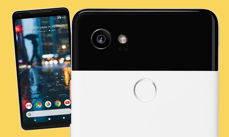 Google Pixel 2, Pixel 2 XL Images Leaked Ahead of October 4 Launch