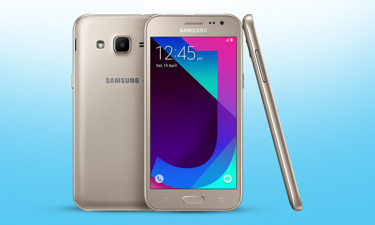 Samsung Galaxy J2 (2017) Launched in India: Price, Specifications, Features