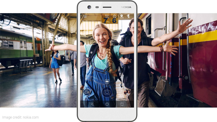 Nokia 2 Launched with 5-inch HD display, 4100mAh battery