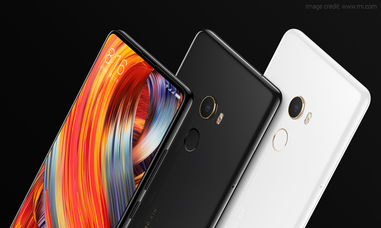 Xiaomi Mi Mix 2 to Launch on October 10 in India