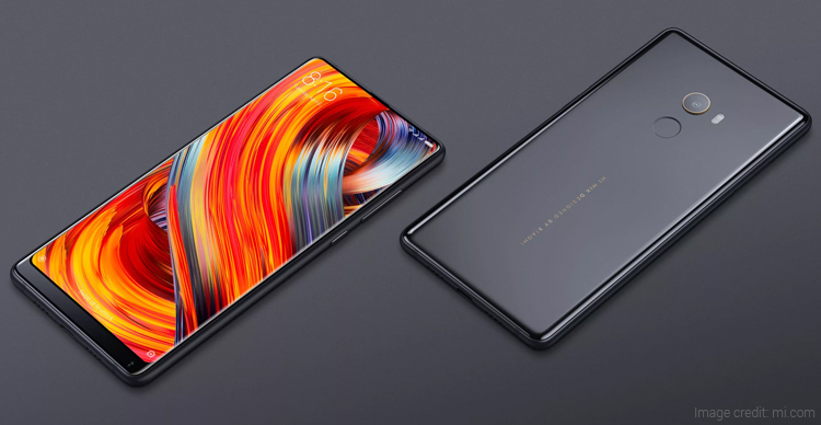 Xiaomi Mi Mix 2 Review: This Beauty has no bounds