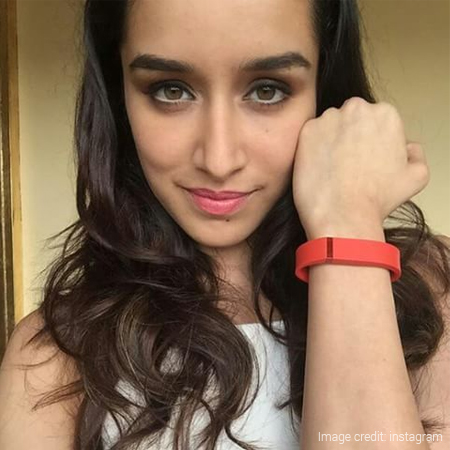 Fitness Bands Indian Celebrities Wear