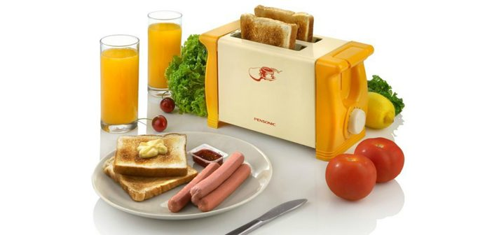 5 Unusual and Creative Pop-up Toaster to Start Your Day With