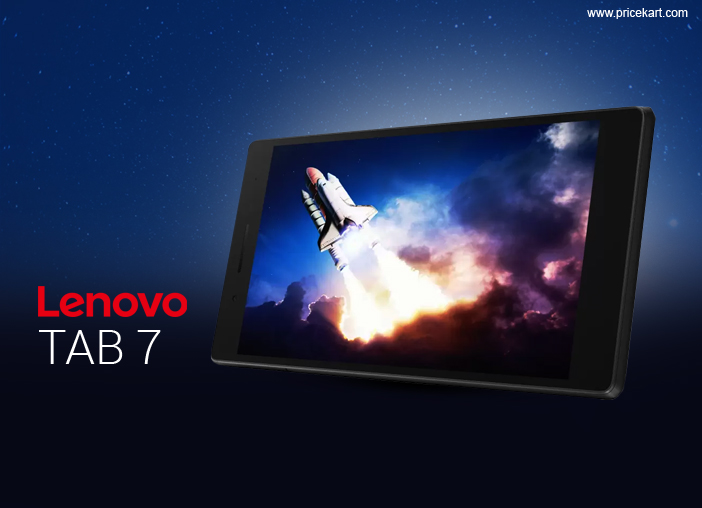Lenovo Tab 7 Launched in India with a Reasonable Price Tag