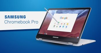 Samsung Chromebook Pro series to Get a Revamped Model