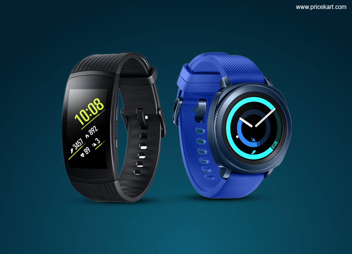 Samsung Gear Fit 2 Pro, Gear Sport Finally Launched in India