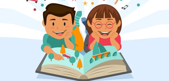 Top 10 Children Story Books Every Kid Should Read