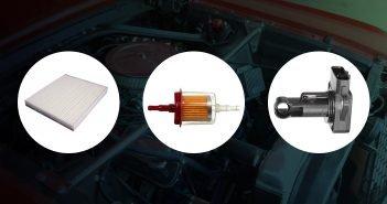 Top 5 Car Spare Parts to improve Fuel Efficiency