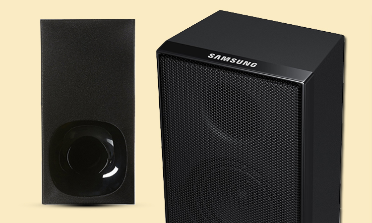 Go Big Go Loud: Best Home Theater System in India