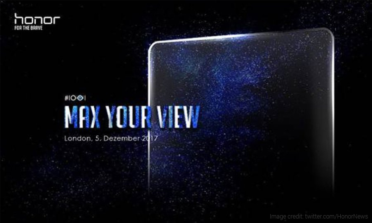 Honor V10 to Launch on December 5 with These Features