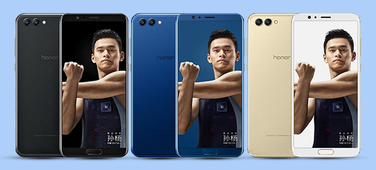 Honor V10 with Face Unlock Launched: Price, Specifications, Features