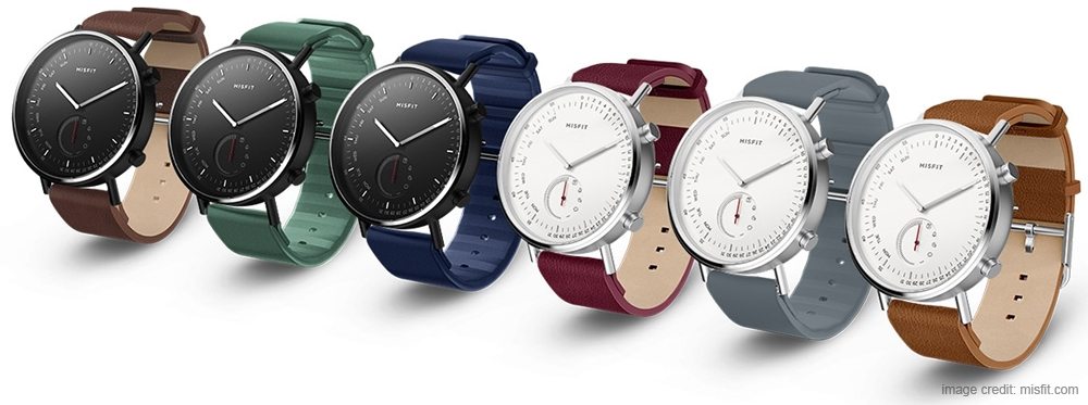 Misfit Command Smartwatch with Year-Long Battery Life Launched
