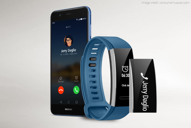 Huawei Fit, Band 2 and Band 2 Pro Launched in India