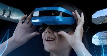 Acer Windows Mixed Reality Headset Makes a Debut in India