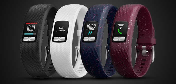 Garmin Vivofit 4 Band Launched with a Year-Long Battery Life