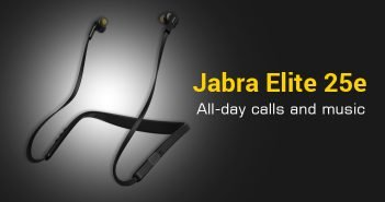 Jabra Elite 25e In-Ear Bluetooth Headphones Launched in India