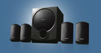 New Impressive Range of Sony Speaker Systems Debuts in India