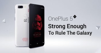 OnePlus 5T Star Wars Limited Edition Coming to India