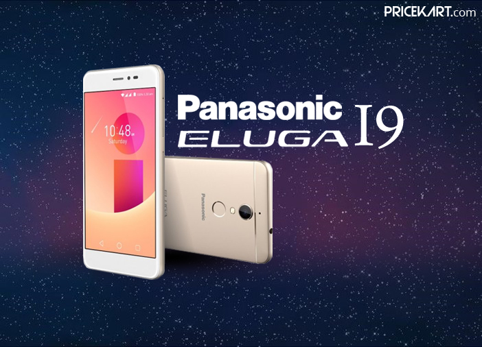 Panasonic Eluga I9 Launched in India: Check Price, Specs, Features