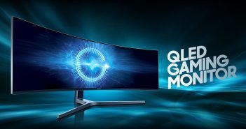 Samsung CHG90 Curved QLED Monitor Launched in India