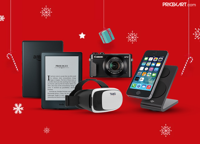 Top 8 Tech Accessories to Gift this Christmas