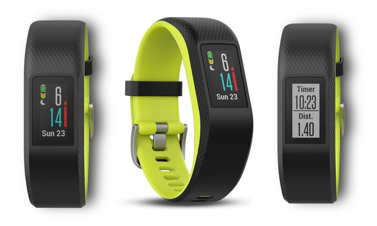 Garmin Unveils Vivosport Smart Activity Tracker in India