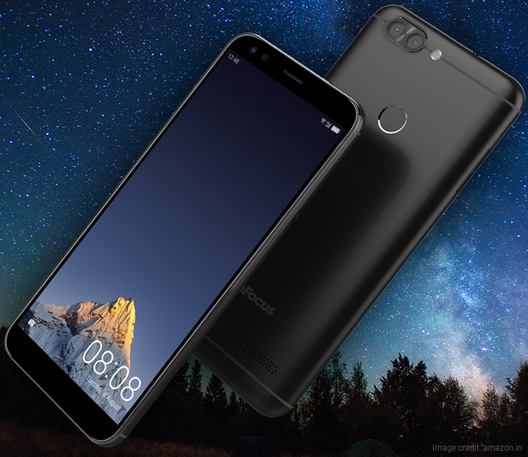 InFocus Vision 3 Launched with Bezel-Less Display at Jaw dropping Price