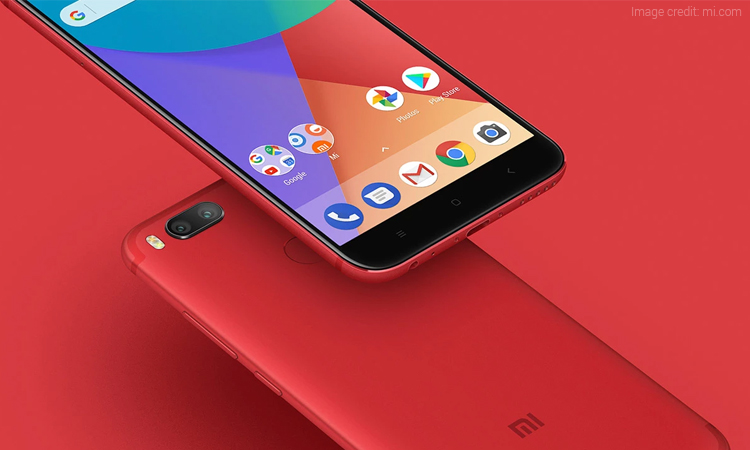 Xiaomi Mi A1 Special Edition Red Variant Releases in India