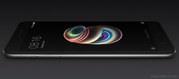 Xiaomi Redmi 5A 'Desh Ka Smartphone' Launched in India