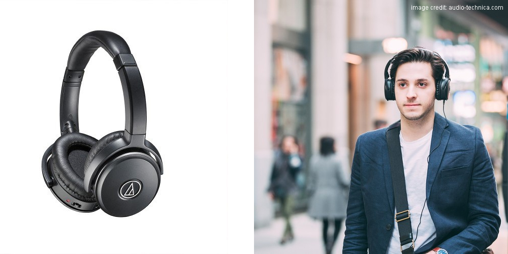 Audio Technica Introduces 3 New Noise Cancelling Headphones in India