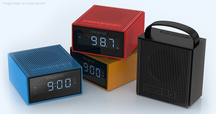 Creative Muvo 1c, Creative Chrono Bluetooth Speakers Launched in India