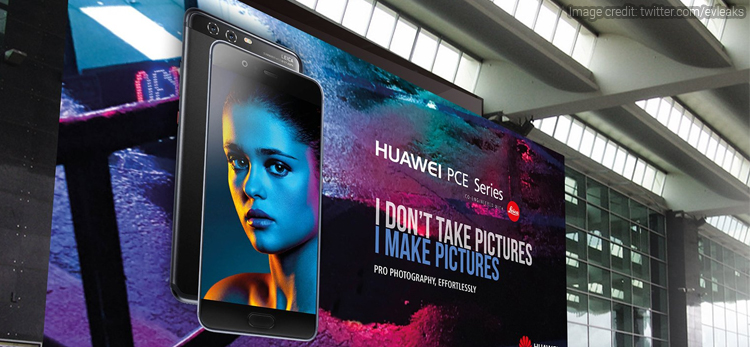 Huawei P11 Rumoured to Launch at MWC 2018 with Triple Rear Cameras