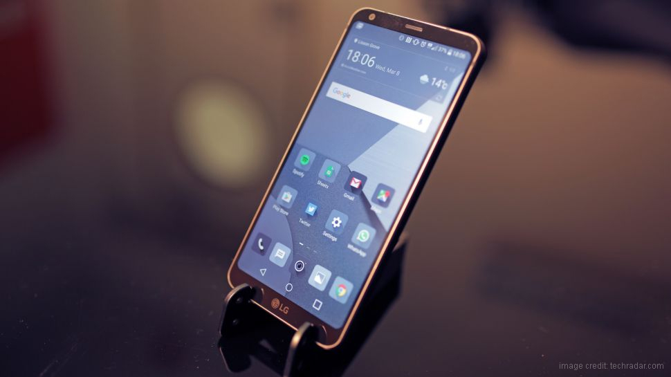 LG G7 Could Come With These Advanced Authentication Features