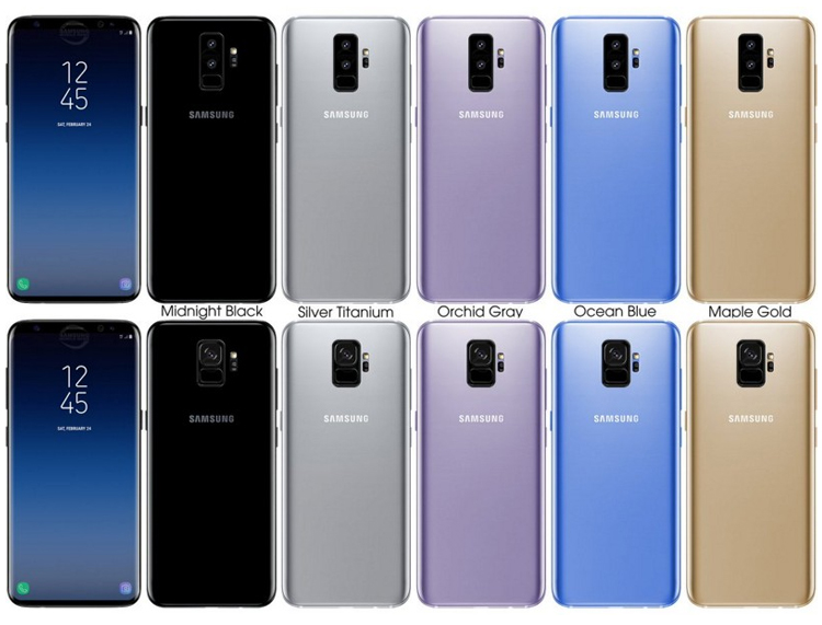 Samsung Galaxy S9, Galaxy S9+ Rumoured to Launch in February 2018