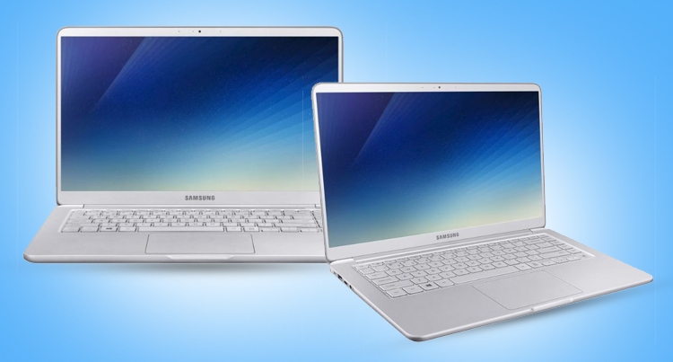 Samsung Notebook 9, Notebook 9 Pen Unveiled with 8th-Gen Intel Core