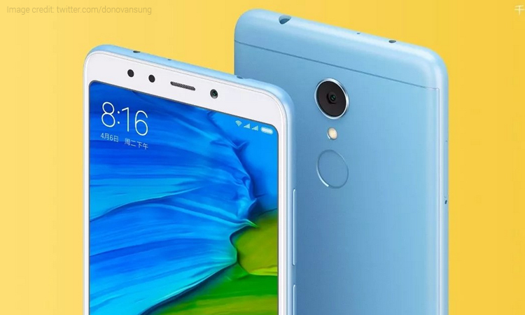 Xiaomi Redmi 5, Redmi 5 Plus Official Images Revealed Ahead of Launch