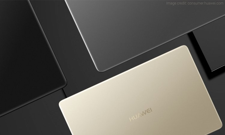 Huawei MateBook D (2018) to Feature 8th Gen Intel Core Processor