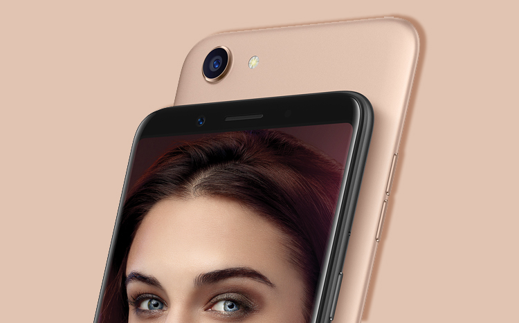 Oppo F5 Youth with 16MP Selfie Camera Launched in India