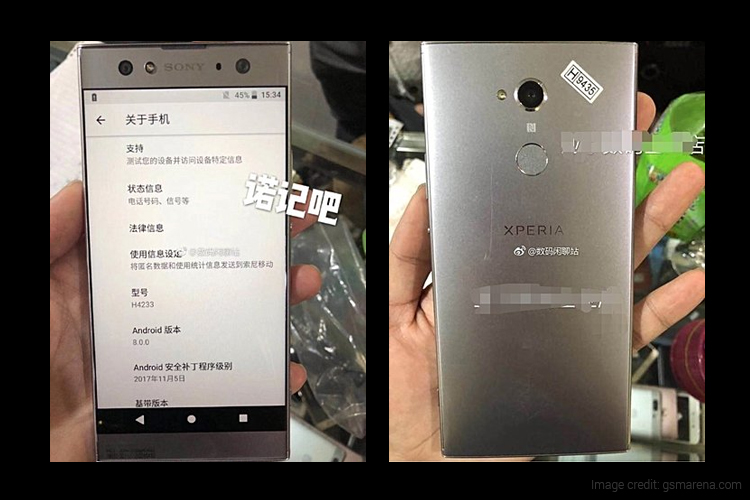Sony Xperia XA2 Ultra Leaks Revealed to Sport Dual Selfie Camera