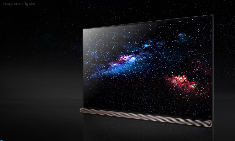 LG to Announce World's First 8K OLED TV at CES 2018