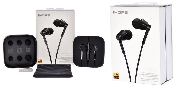 1More Dual Driver In-Ear Headphones Makes A Debut in India
